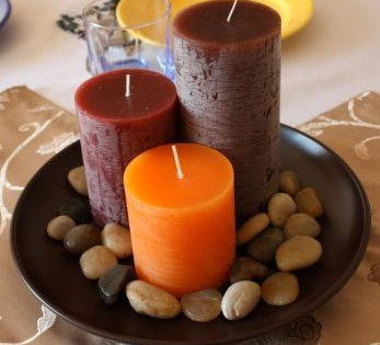 How-to-Make-aromatic candles at home_aromatherapy candles