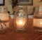 How to make candles in jar - candles in mason jar