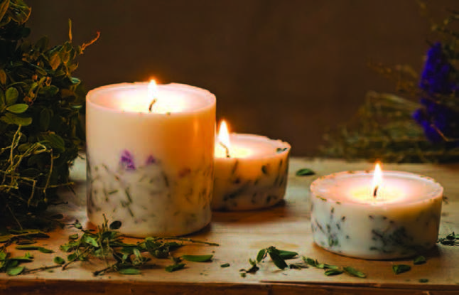 How to make soy candles at home