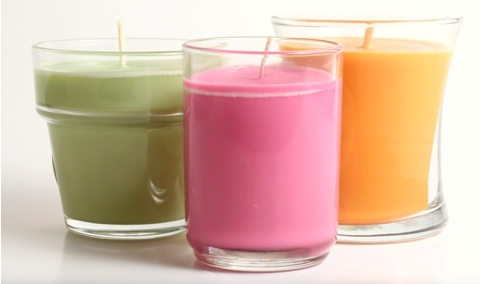 How to make Soy candles at Home - Making Soy candles
