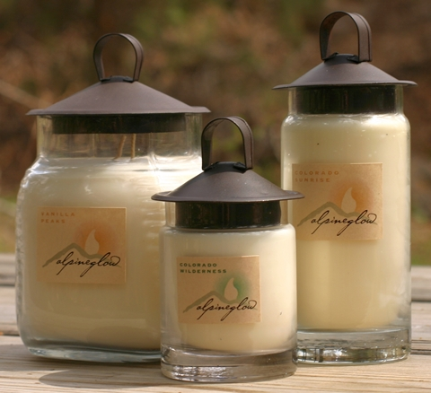 How to make scented soy candles at home